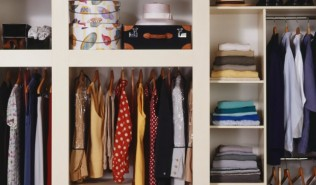 GoodHousekeeping Organized Closet