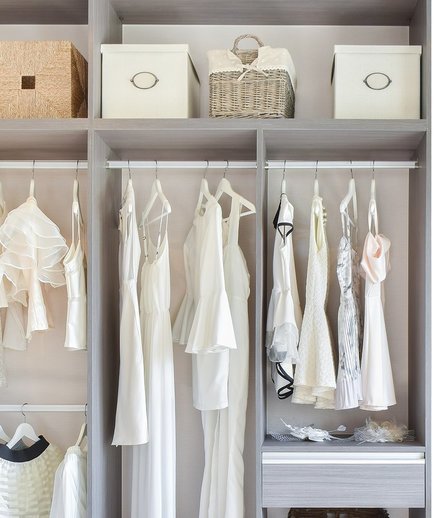 Superbe 7 Commandments Of An Organized Closet || Real Simple