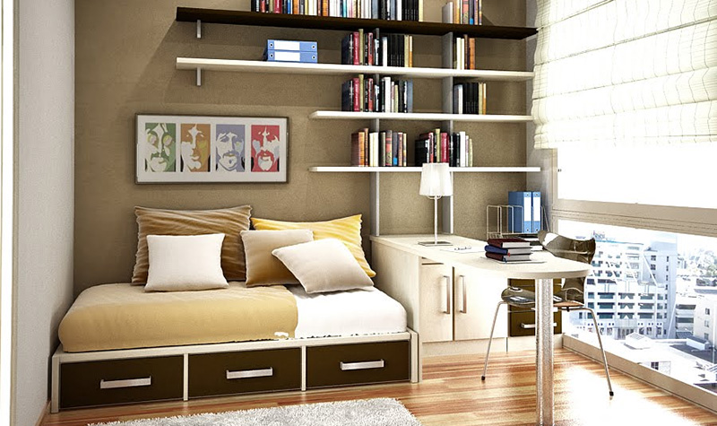Cool Furniture for Small Spaces | Appleshine